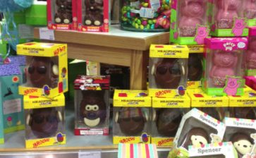 The Humble Chocolate Easter Egg