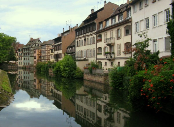 Grande Ile in Strasbourg