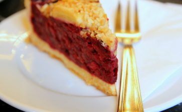 Food Postcard: A Tart Little Treat in Budapest
