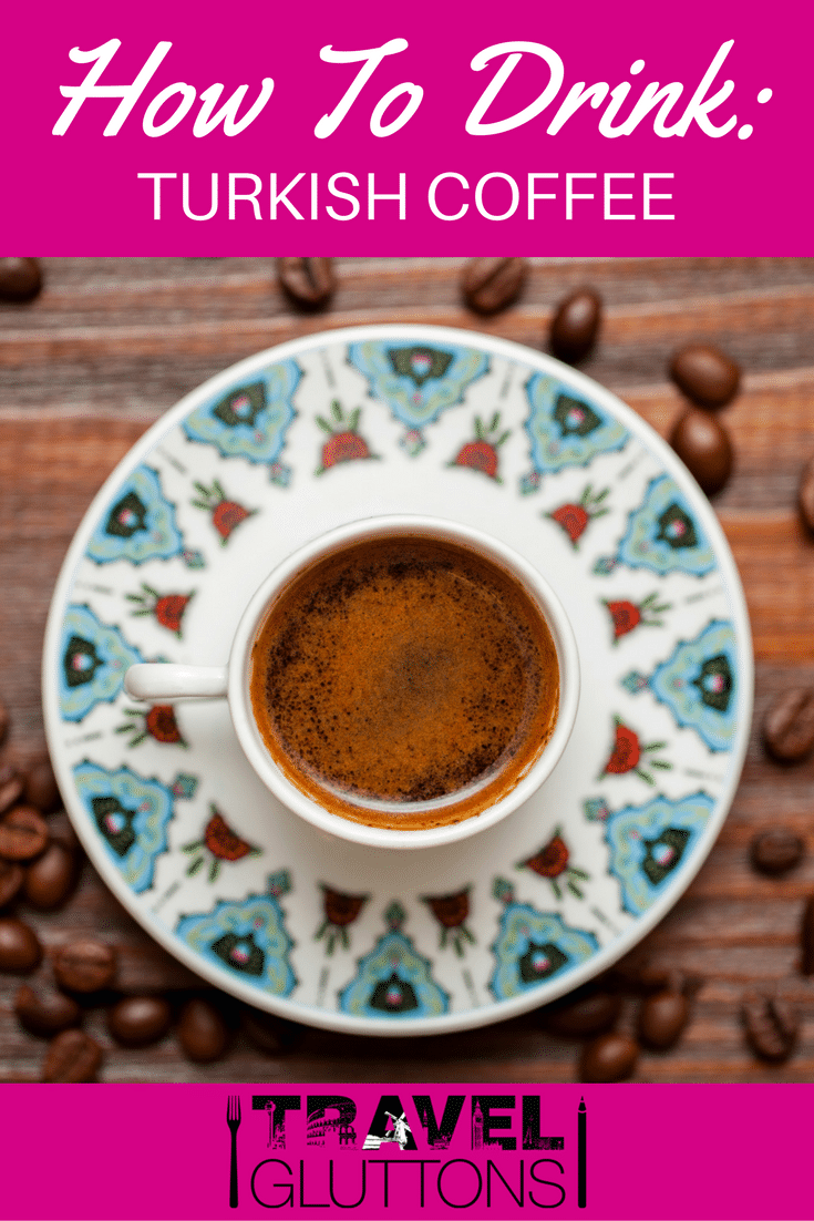 Much more than just a drink, Turkish coffee has its own history, coffeehouses, drinking rituals, and traditions of fortune telling.