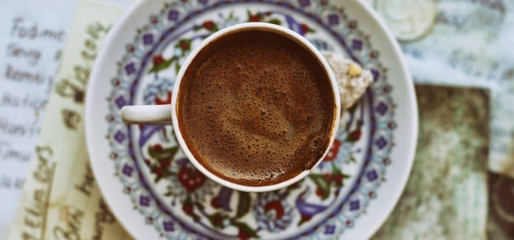 How to Drink: Turkish Coffee
