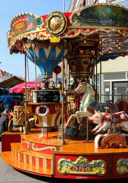 Home Made Market Carousel