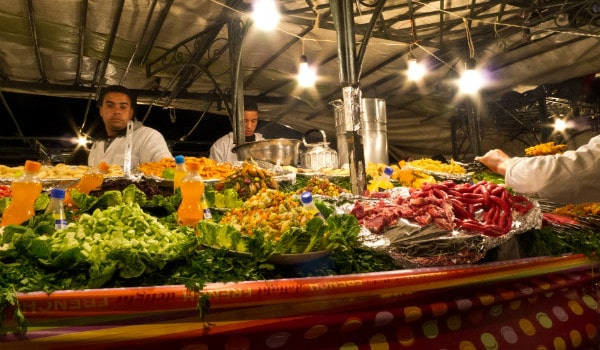 Marrakech: Eating for the Less Adventurous