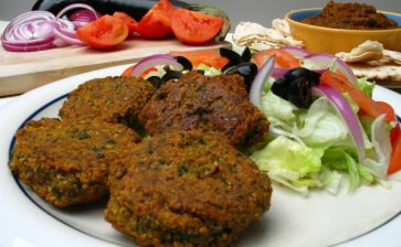 Falafels: the Go-to Fast Food