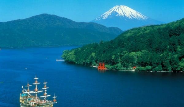 Hakone, Japan: Where the Spa Facilities Look Like a Drinks Menu