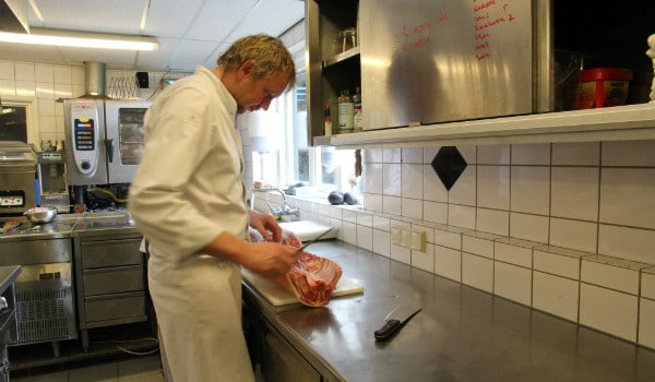 Jef Schuur: The Island of Texel's Michelin Star Chef