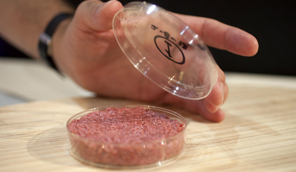 Richard McGeown: The Chef Who Cooked the Test-Tube Burger