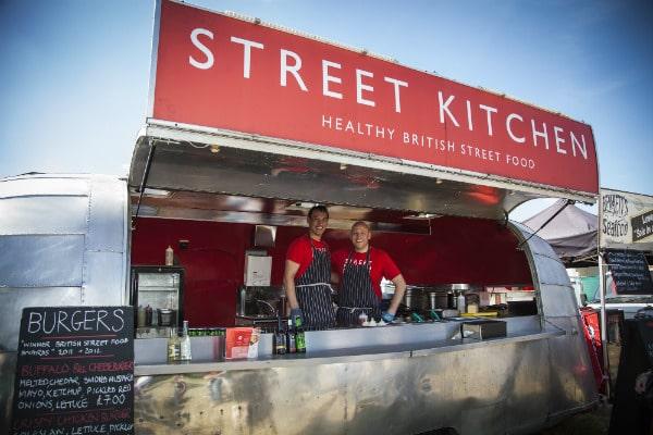 Foodies Festival Street Food