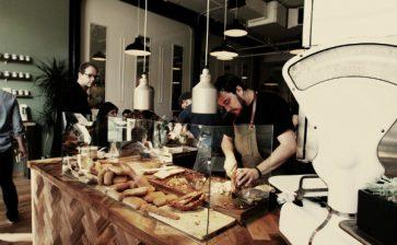 Frankie Harrington Talks Meat & Bread