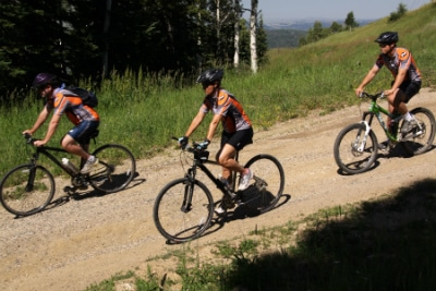 Steamboat Wine Festival Cycling