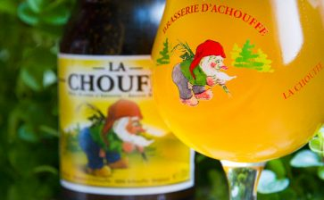 Food Postcard: La Chouffe's Friendly Elf