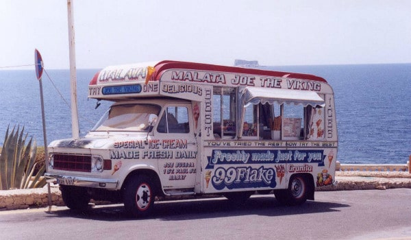 What Happened to All the Ice Cream Vans?