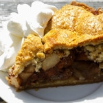Food Postcard: Simply the Best Apple Pie