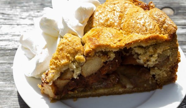 Food Postcard: Simply the Best Apple Pie