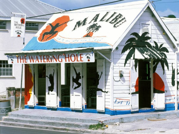 Barbados Rum Shop