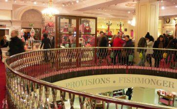 Fortnum & Mason to Open at St. Pancras International