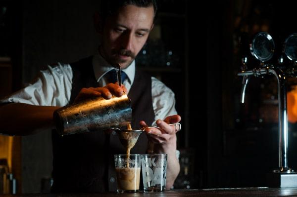 UnderDog cocktail mixer
