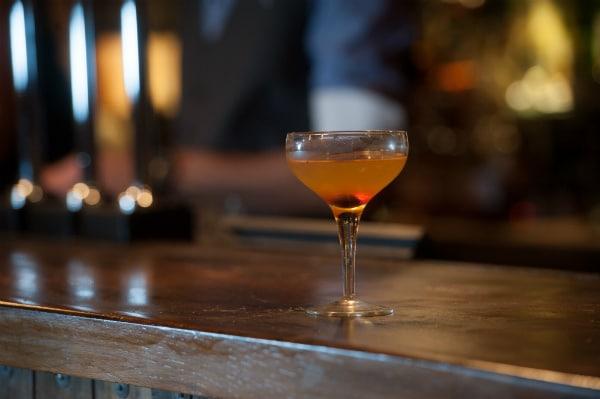 UnderDog cocktail