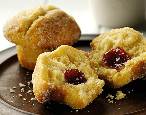 The Duffin is a combination of a doughnut with a muffin. (Photo Credit: Starbucks UK)