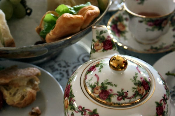 It is believed that this quintessentially British tradition was initiated by the Duchess of Bedford.