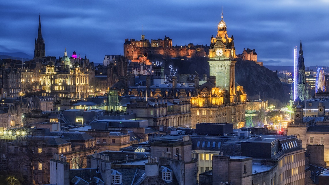 Best Restaurants In Edinburgh Scotland