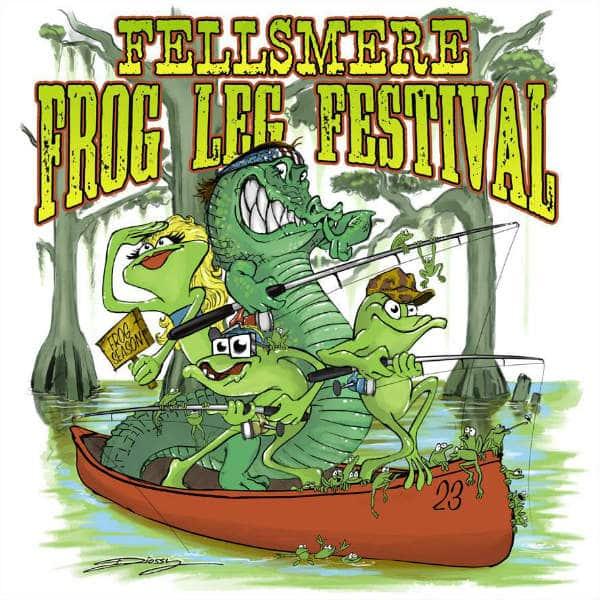 Fellsmere Frog Leg Festival