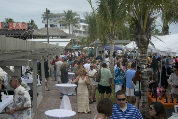 Key Largo food and wine festival