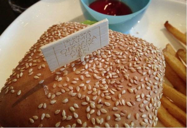 Square Hamburgers