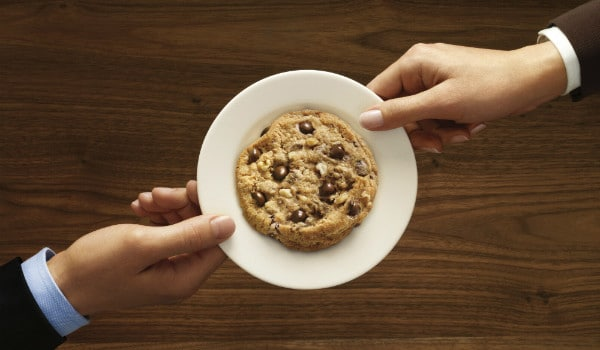 The DoubleTree Chocolate Chip Cookie