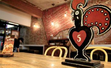 Restaurant Chain: Nando's