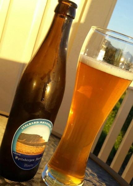 Svalbard beer
