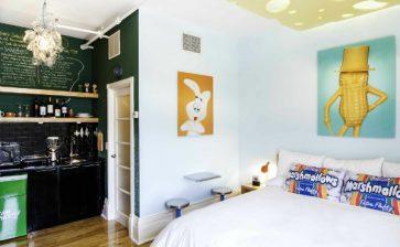 Sweet Dreams in the Surreal Gourmet Room