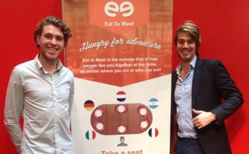 Matthijs Otto: Helping People Eat to Meet