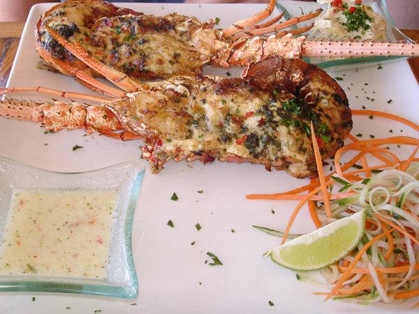 GrilledCrayfish
