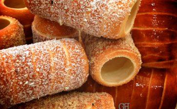 Time to Celebrate: The Chimney Cake (aka kürtőskalács)