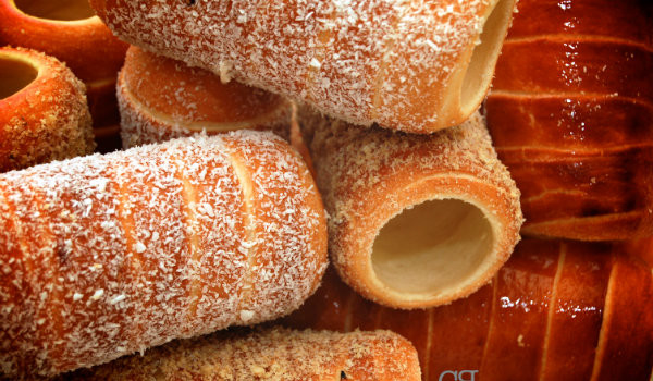 Time to Celebrate: The Chimney Cake (aka kürtőskalács)
