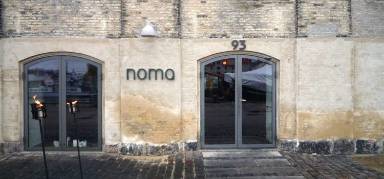 Noma is the World's Best Restaurant