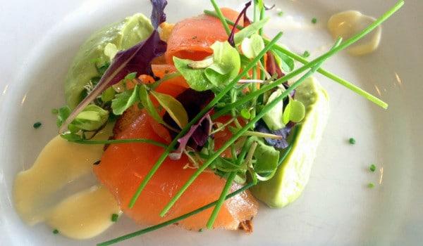 Food Postcard: Lunch at Bodegas Salentein