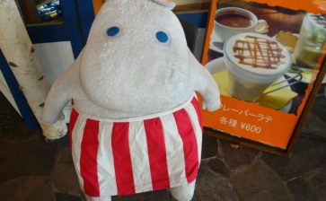 A Moomin Dining Experience in Japan