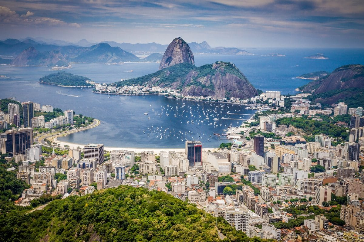 Rio de Janeiro is a city that you just have to experience for yourself.
