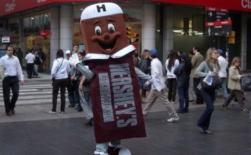 Hershey's Sweetest Treatment at the Sweetest Place on Earth