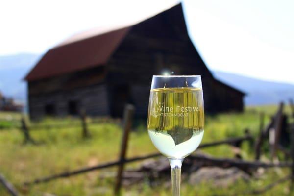 Steamboat Wine Festival (Photo Credit: Steamboat Wine Festival)