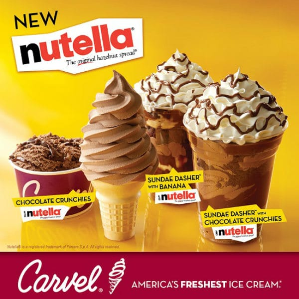 carvel-partners-with-nutella-for-limited-time