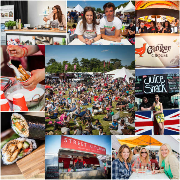 Foodies Festival Oxford (Photo Credit: Foodies Festival)