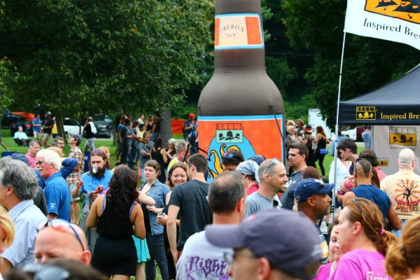 U.P. Fall Beer Festival (Photo Credit: Michigan Brewers Guild )