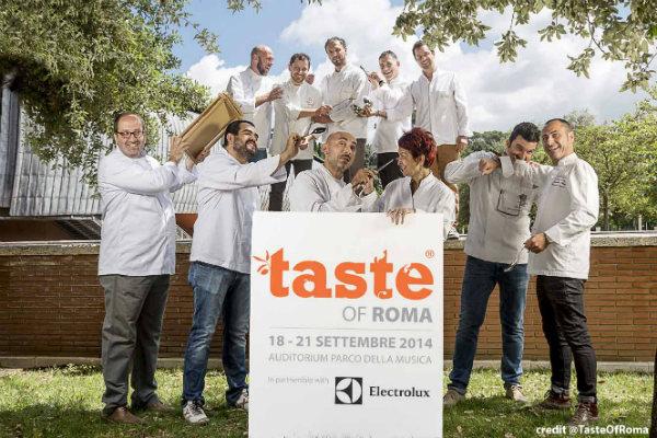 Taste of Roma (Photo Credit: Taste of Roma)