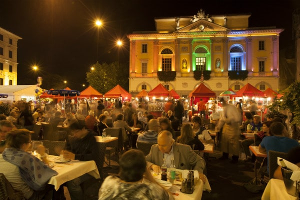 The Autumn Festival (Photo Credit: © Lugano Turismo)