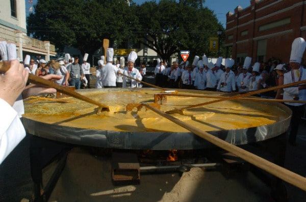 Giant Omelette Celebration (Photo Credit: The Giant Omelette Celebration)
