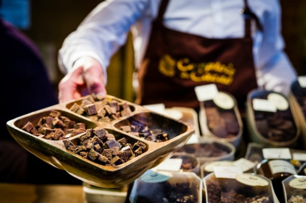The Chocolate Show London (Photo Credit: The Chocolate Show)