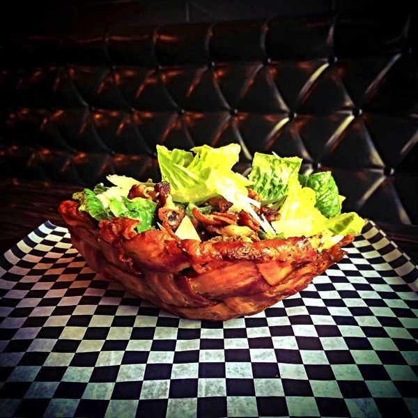 Bacon Bowl Salad